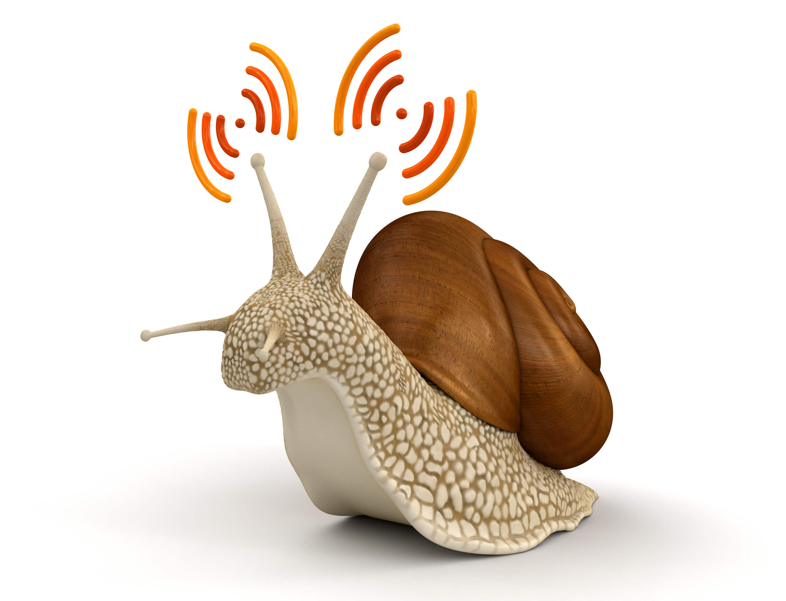 NBN's WiFi Snail - delivery by Wifi is a waste of bandwidth