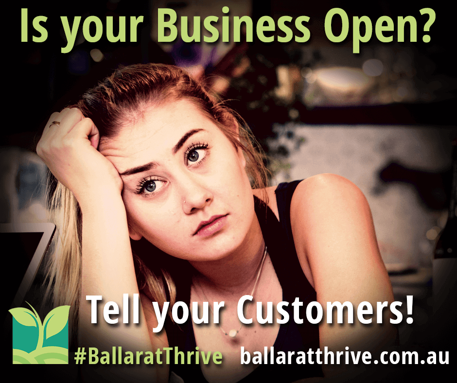 Is Your Business Open
